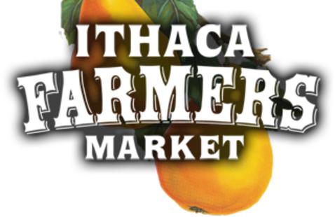 Saturdays at the Ithaca Farmers Market