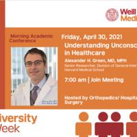 Understanding Unconscious Bias in Healthcare