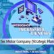 Tec Motor Company (Strategic Planning) Campus Morelia