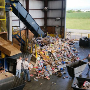 BG Recycling Center