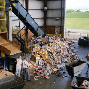 BG Recycling Center