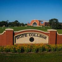 Eastern gateway to Hope College
