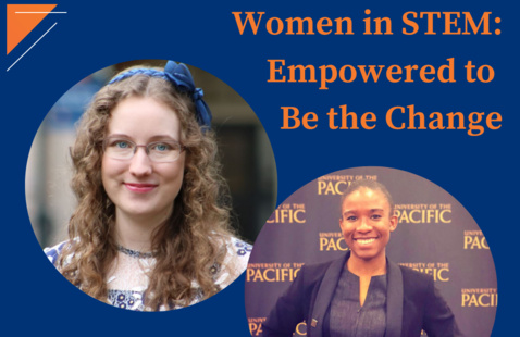 Women in STEM: Empowered to Be the Change