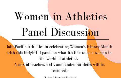 Women in Athletics Panel Discussion