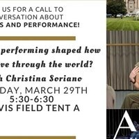 Call to Conversation: The Arts and Performance