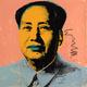 Andy Warhol's Mao print