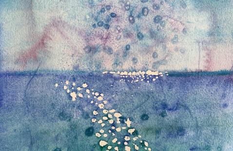 Watercolor by Tiffany Doggett