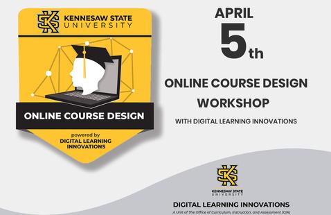 Online Course Design Workshop