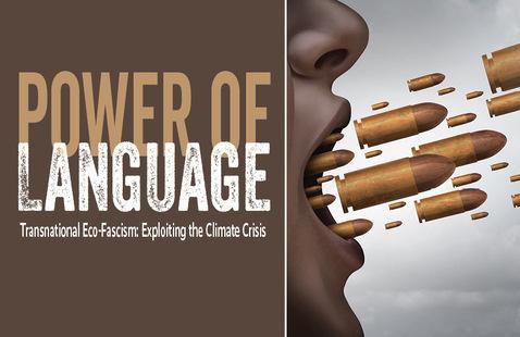 Dr. Eszter Szenes Lecture - Transnational Eco-Fascism: Exploiting the Climate Crisis