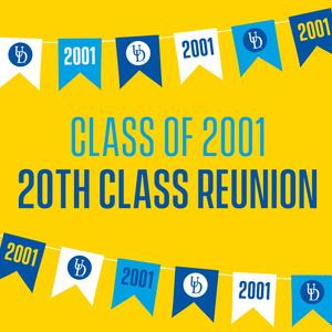 Class of 2001 Class Reunion