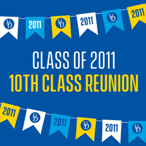 Class of 2011 Reunion