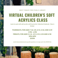 Virtual Children's Soft Pastels Class