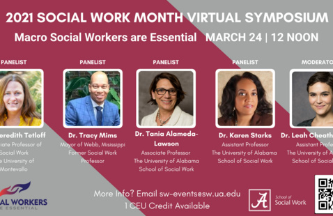 Social Work Month: Macro Social Workers are Essential