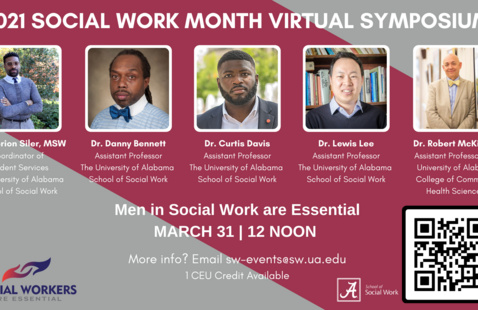 Social Work Month: Men in Social Work are Essential