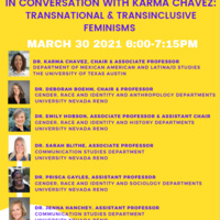 In Conversation with Karma Chavez: Transnational and Transinclusive Feminisms