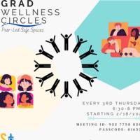 Graduate wellness drop-in group