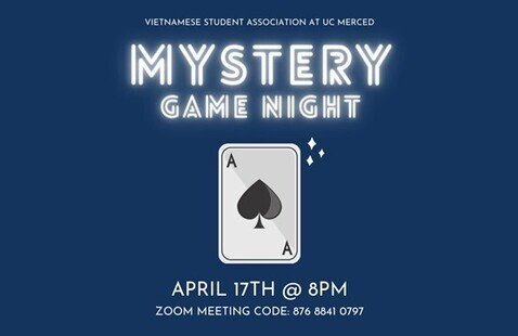 VSA's Mystery Game Night
