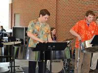 CANCELED: CU Percussion Ensemble and CU Steel Band
