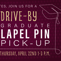 College of Social Work Drive by Pin Pickup