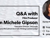 Q&A with Darrien Michele Gipson, Executive Director, SAGIndie