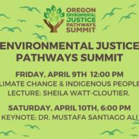 Environmental Justice Pathways Summit