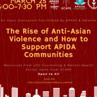 The Rise of Anti-Asian Violence and How to Support APIDA Communities