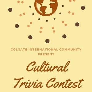 Cultural Trivia Contest