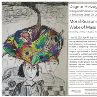 The 2021 Gary B. Cohen Distinguished Lectureship in History with Dagmar Herzog
