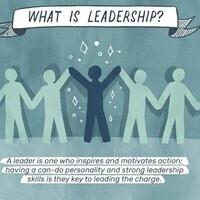 ALPHA PHI OMEGA- LEADERSHIP DAY: What Leadership Looks Like