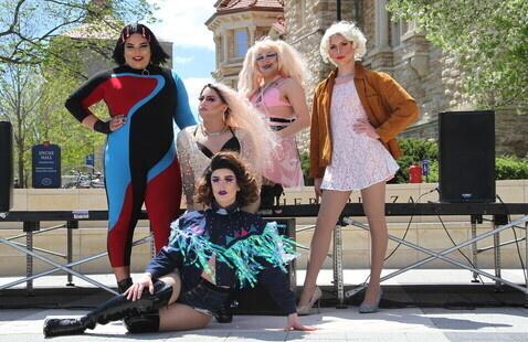 Kansas Drag Showcase: Drive-In Edition