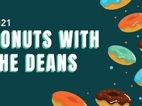 Donuts with the Deans Office