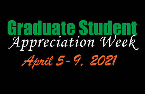Graduate Student Appreciation Week