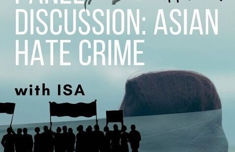 Panel discussion: Anti-Asian Hate Crimes