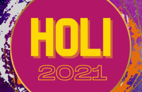 Holi: Tie-Dye Edition