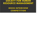 Mock Interview Competition