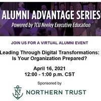 Alumni Advantage:  Powered by TCU Neeley Executive Education