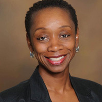 color photograph of Dr. Sherita Johnson