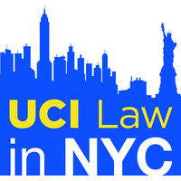 UCI Law in NYC:  Introductory Meeting