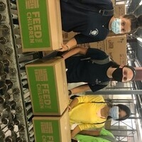 Second Harvest Food Bank - Meal  Packaging