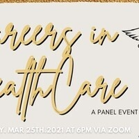 Careers in Health Care: A Panel Event