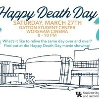Lexcation SOA's Cinema Series: Happy Death Day