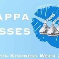 Kappa Kisses - Kappa Kindness Week