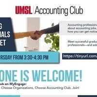 Accounting Professionals Meet & Greet