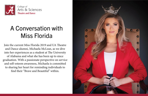 A Conversation with Miss Florida