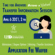 Transfer to UHD Virtual Information Session