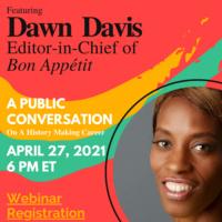 A conversation with Dawn Davis