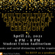 Multicultural Graduation & Recognition Ceremony - April 22, 2021, 6 pm - 8 pm , Student Union Auditorium, To RSVP as a graduate: tiny.utk.edu/MGC21""