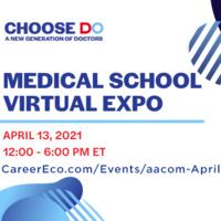 Choose DO Medical School Virtual Expo