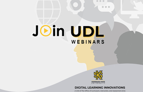 DLI Webinars: Applying Universal Design for Learning Guidelines