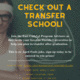 Get in Shape to Transfer 2021: Don't be a Fool, Check out a Transfer School!